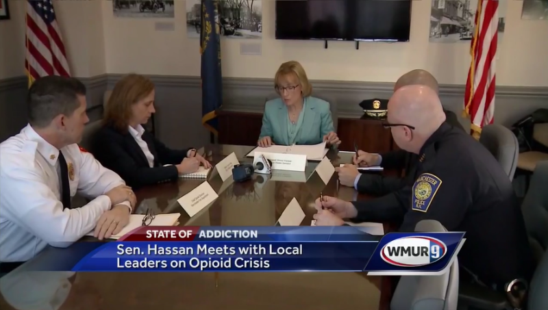 Senator Hassan Leads Roundtable Discussion on Importance of