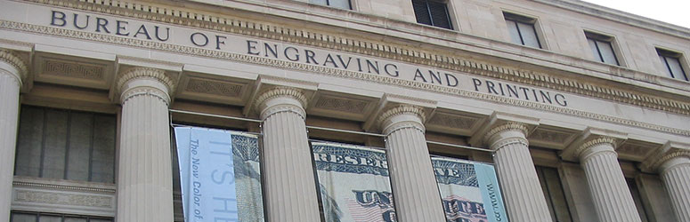 U.S. Bureau of Engraving and Printing